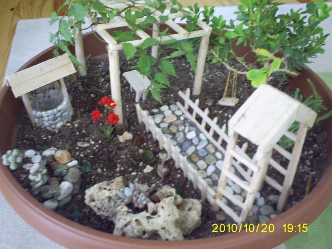 Agaclarnet View Single Post Minyatür Bahçe