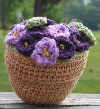 Name:  Flower Pot Amigurumi6.jpg Views: 3560 Size:  51.1 KB