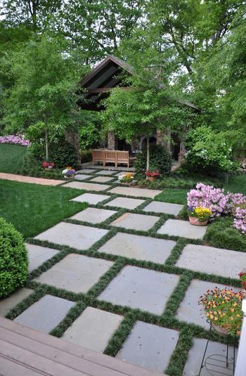 Name:  Garden-Ideas.-Stone-Paver-Garden-Ideas.-The-grass-between-the-pavers-is-Dwarf-Mondo-Grass.-Ophio.jpg Views: 6585 Size:  50.6 KB