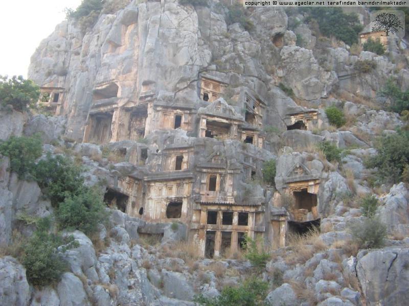 Antalya Demre Myra